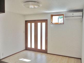 戸建フルリフォーム 耐震補強された明るく住み心地の良い家